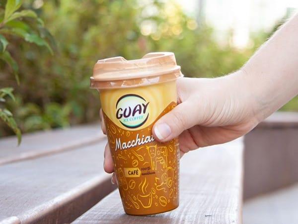 Guay Café Macchiatto