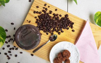 ¿Café natural o de mezcla?