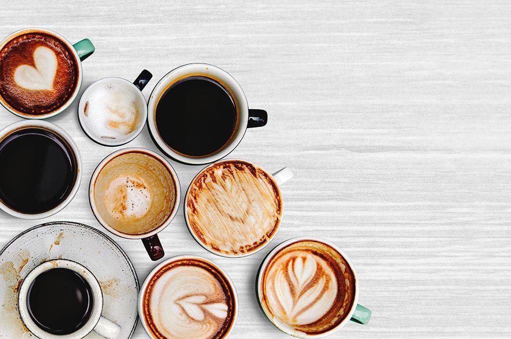 Los tipos de café más consumidos
