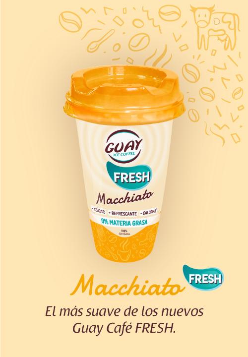 Guay Café Macchiato